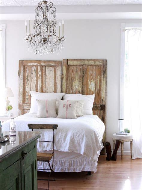 creative upcycled headboard ideas bedrooms bedroom