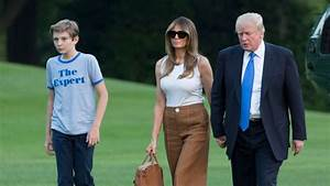Barron Trump: Get to know the president's fifth child am