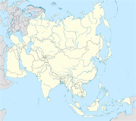 Ģeogrāfiskā karte - Āzija - 1,181 x 1,050 Pikselis - 684 ...