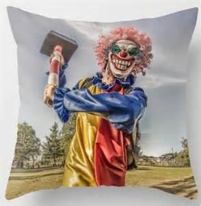Evil Scary Clown Halloween