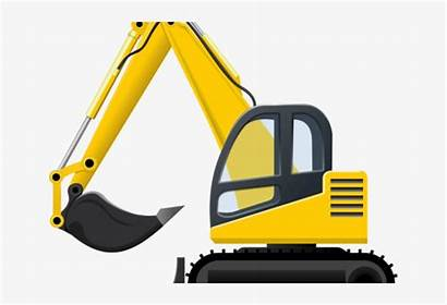 Construction Clipart Excovator Equipment Project Nicepng