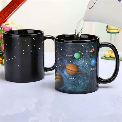 color changing mugs solar system color changing mug galaxy color change mugs