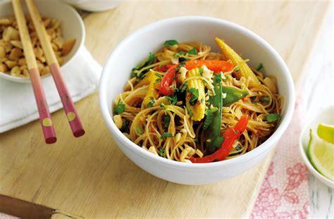 vietnamese style chilli veg noodles tesco real food