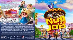 The Nut Job 2: Nutty by Nature - DVD Covers & Labels by ...