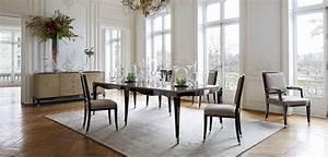 chaise de salle a manger roche bobois With salle À manger contemporaine avec grand lit