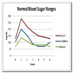Normal Blood Sugar Levels After Eating