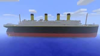 titanic in minecraft 03 by poke fan 400 on deviantart