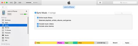 how do i sync my iphone to my sync your iphone or ipod touch with itunes on your
