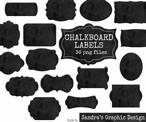 Black Label Clipart (35+)