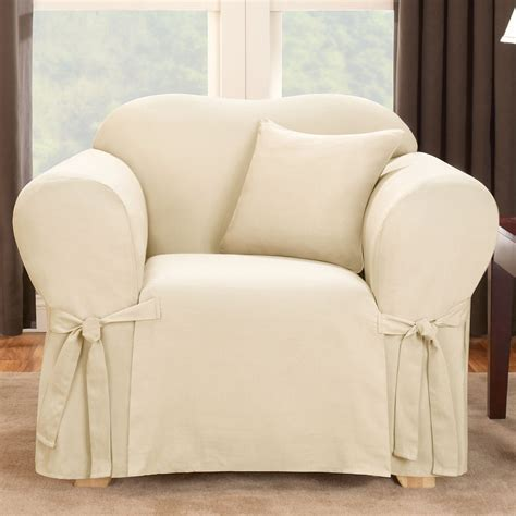 sure fit chair slipcovers sure fit slipcovers logan chair slipcover atg stores
