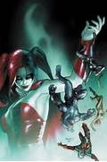 Catwoman And Harley Qu...