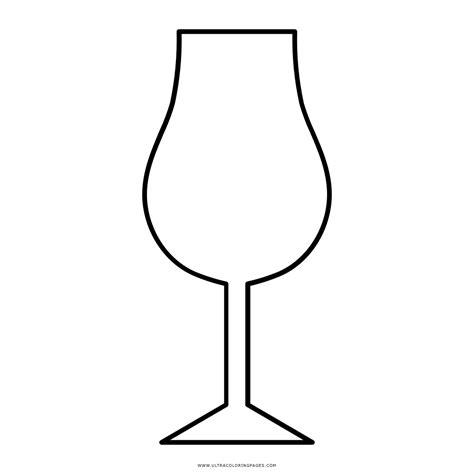 Bicchieri Di Chagne bicchiere da colorare