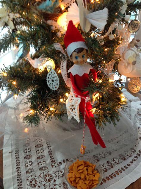 jedi craft girl elf   shelf ideas