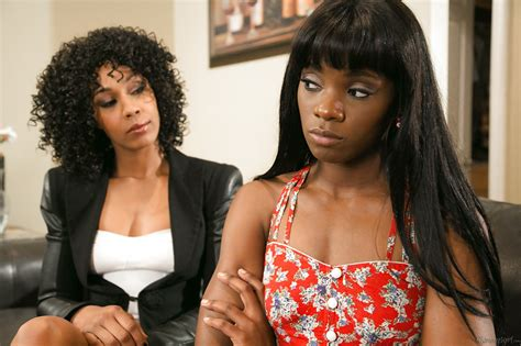Ebony Milf Misty Stone Consoles Black Teen Ana Foxxx