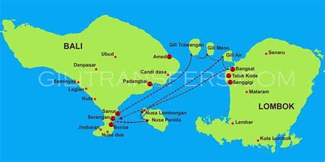 fast boat  bali  gili islands lombok  nusa