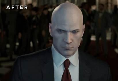 Agent 47 Hitman Gameplay Face Hard Debut