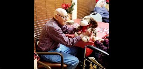 locals adopt nursing home residents  christmas