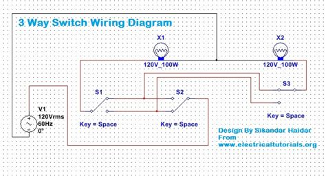 Way Switch Wiring Diagram Explanation Urdu Hindi