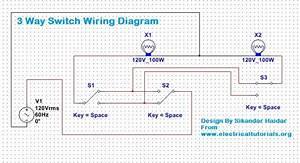 3 Way Switch Wiring Diagram Explanation  Urdu  Hindi