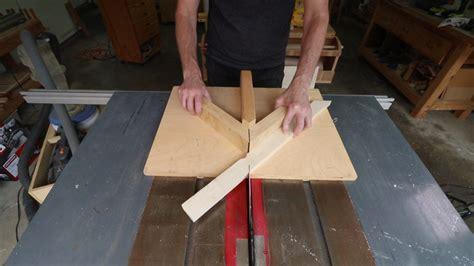 basic woodworking cuts