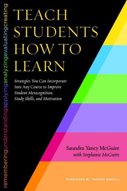 Teach Students How To Learn Strategies You Can Incorporate Into Any Course To Improve Student