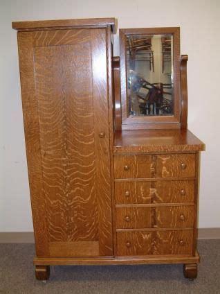 Dresser Wardrobe Furniture by Salado Creek Antiques Gentlemans Wardrobe Dresser