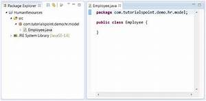How To Create A Class In Java Eclipse