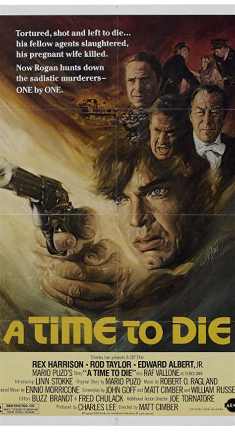 A Time to Die (1982) - IMDb