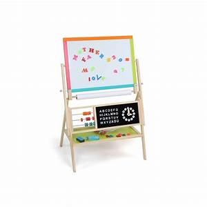 Tableau Enfant Bois : tableau pour enfant magn tique craies avec accessoires 0101038 achat vente tableau enfant ~ Teatrodelosmanantiales.com Idées de Décoration