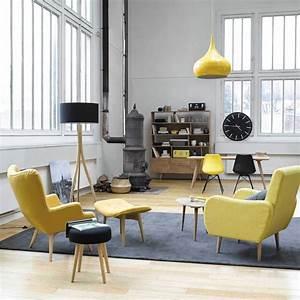 Maison Du Monde Salon : poltrone vintage ~ Teatrodelosmanantiales.com Idées de Décoration