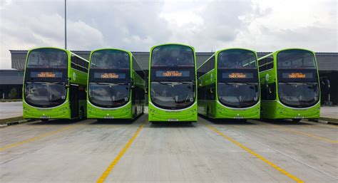 good road scents singapore buses infuse diesel fumes