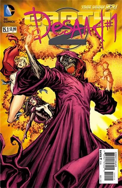 Earth Villains Month Dc Comics Solomon Grundy