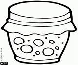 Colorir Doce Jar Coloring Compota Frasco Marmellata Marmelada Marmelade Desenho Glas Chocolate Drawing Jam Barattolo Disegni Colorare 1000 Marmalade Oncoloring sketch template