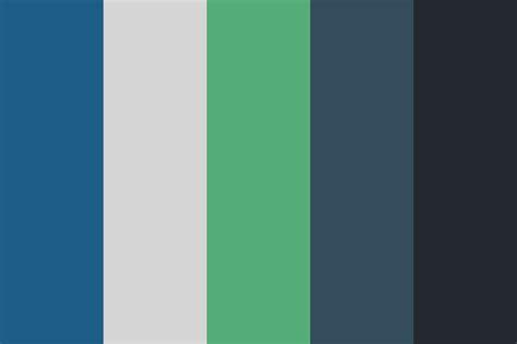 Robot Color Palette