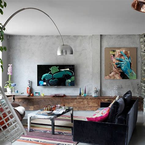 industrial interiors home decor cozy industrial home in london decoholic