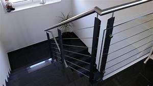 Balkongeländer Pulverbeschichtet Anthrazit : balkon und treppengel nder bartenbach stahlbau n gele ~ Michelbontemps.com Haus und Dekorationen