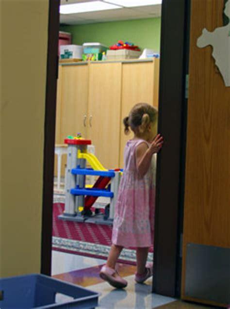 how do i help my preschooler beat separation anxiety 5 4 | julia at school door