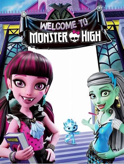 Monster Transparent Frame Cadre Enfant Clipart Kikie