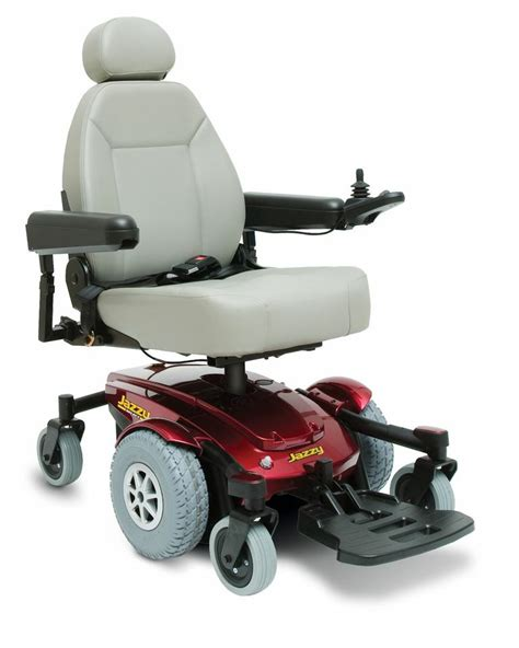 Jazzy Select Power Chair by Jazzy Select 6 Powerchairs Mobility Solutions