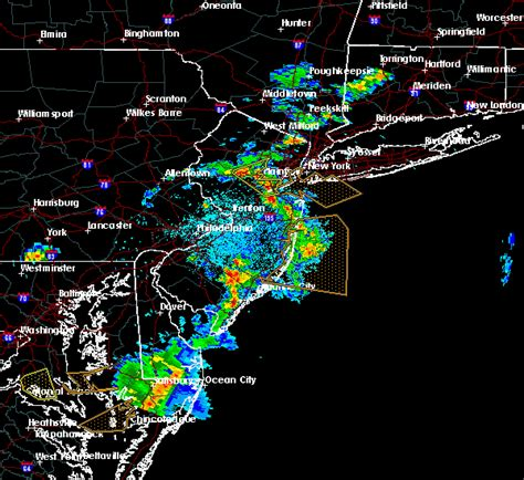 interactive hail maps hail map  westfield nj