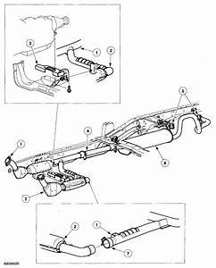 1989 Ford F 150 Exhaust Diagrams