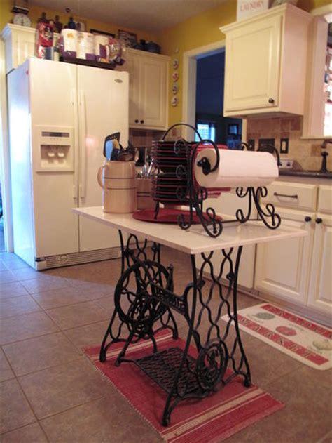 repurposed kitchen island one vintage kitchen island ideas repurpose reinvent