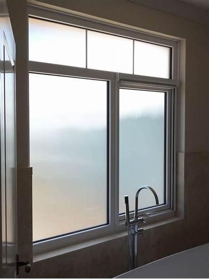 Awning Window Windows Frosted Glass Double Glazed