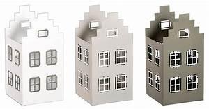 Windlicht Weiß Metall : metall windlicht haus offen in grau wei lichthaus teelichthalter ~ Markanthonyermac.com Haus und Dekorationen