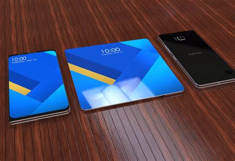 samsung tipped to trial prototype foldable galaxy x