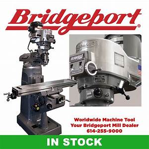 New Milling Machine For Sale