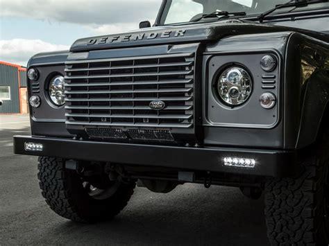 britpart defender bumper with ring drl lights 4x4 da8600 brp
