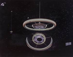 Space Colony Concept Art from 1970 – Design Swan