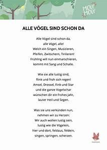 Rechnung 1835 : alle v gel sind schon da ist eines der bekanntesten deutschen fr hlingslieder f r kinder man ~ Themetempest.com Abrechnung