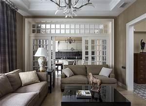Verriere Interieure Coulissante : verri re int rieure en bois pour un espace cosy ~ Premium-room.com Idées de Décoration